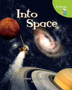 Cover for E-Mouse Into Space