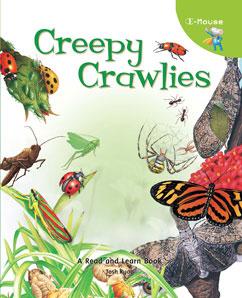 Cover for E-Mouse Creepy Crawlies