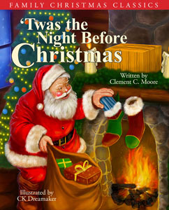 Cover for Twas The Night Before Christmas