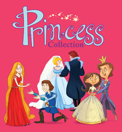 Cover for The Princess Collection