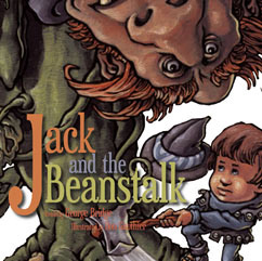 Cover for Jack and the Beanstalk