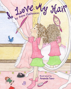 Cover for I Love My Hair