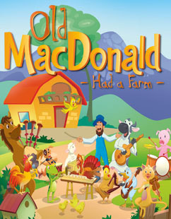 Cover for Old MacDonald Had A Farm