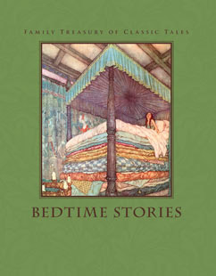 Cover for Bedtime Stories