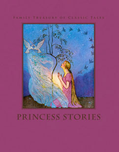 Cover for Princess Stories