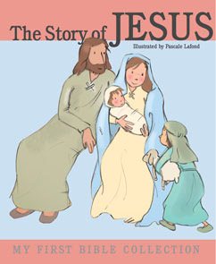 Cover for The Story of Jesus