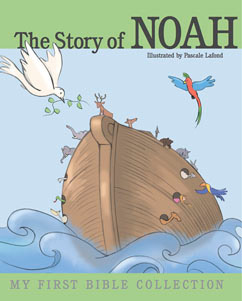 Cover for The Story of Noah