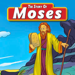 Cover for The Story Of Moses
