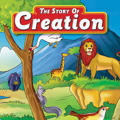 Cover for The Story Of Creation