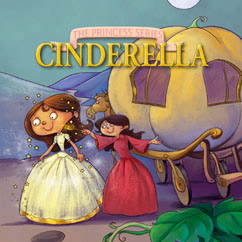 Cover for The Princess Series: Cinderella