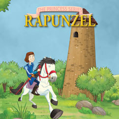 Cover for The Princess Series: Rapunzel