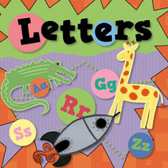 Cover for Letters