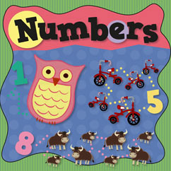 Cover for Numbers