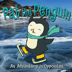 Cover for Pat the Penguin