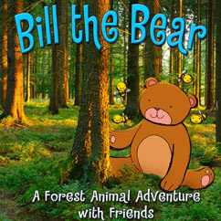Cover for Bill the Bear