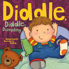 Cover for Diddle, Diddle Dumpling