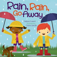 Cover for Rain, Rain, Go Away