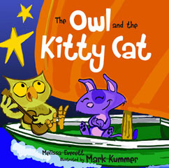 Cover for The Owl and the Kitty Cat