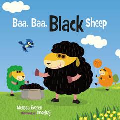 Cover for Baa, Baa Black Sheep