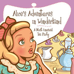 Cover for Alice's Adventures in Wonderland