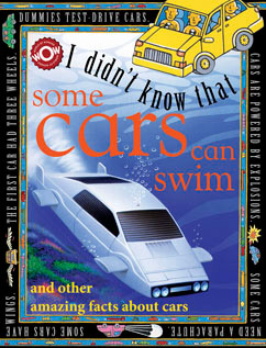 Cover for I Didn't Know That…Cars Can Swim