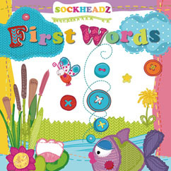 Cover for First Words