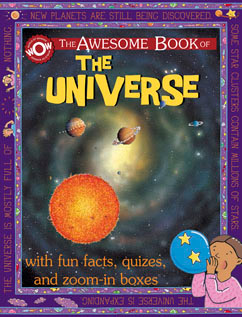 Cover for The Universe