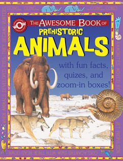 Cover for Prehistoric Animals