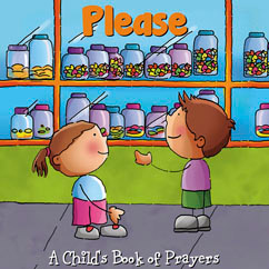 Cover for Please - A Child's Book of Prayers