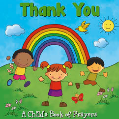 Cover for Thank You - A Child's Book of Prayers