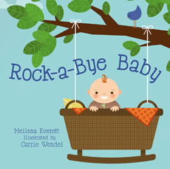 Cover for Rock-a-Bye Baby