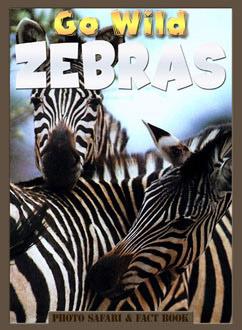 Cover for Go Wild Zebras