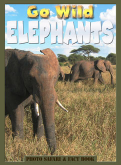 Cover for Go Wild Elephants