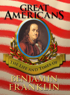 Cover for Great Americans - Ben Franklin