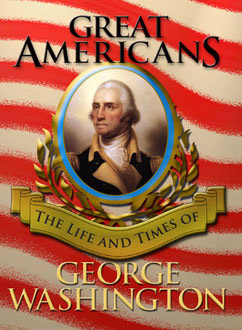 Cover for Great Americans - George Washington