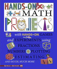 Cover for Hands On! Math Projects