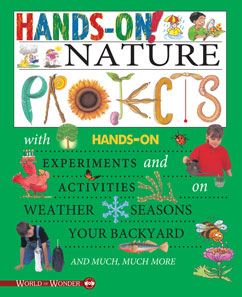 Cover for Hands On! Nature Projects