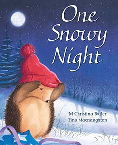 Cover for One Snowy Night