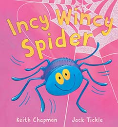 Cover for Incy Wincy Spider