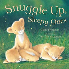 Cover for Snuggle Up Sleepy Ones