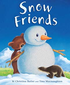 Cover for Snow Friends