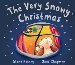Cover for The Very Snowy Christmas