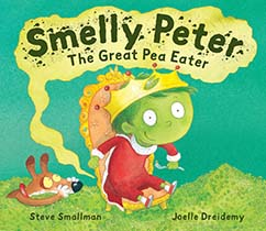 Cover for Smelly Peter: The Great Pea Eater