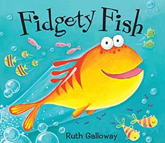 Cover for Fidgety Fish