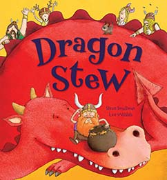 Cover for Dragon Stew