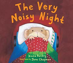 Cover for The Very Noisy Night