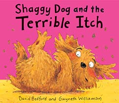 Cover for Shaggy Dog And The Terrible Itch