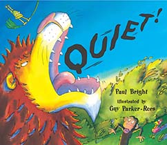 Cover for Quiet!