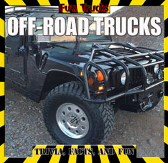 Cover for Off-Road Trucks