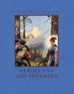 Cover for Heroes & Adventures